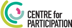 Logo image for Centre for Participation