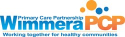 Logo image for Wimmera Primary Care Partnership