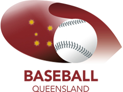 Logo image for Baseball Qld