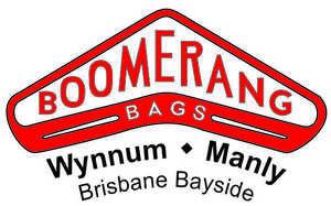 Wynnum Manly Boomerang Bags Brisbane Bayside