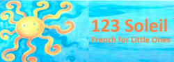 123 Soleil - French for Little Ones