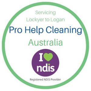 Pro Help Australia Cleaning Lockyer to Logan