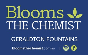 Blooms The Chemist Geraldton Fountains