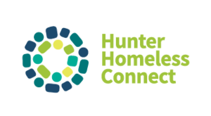 Logo image for Hunter Homeless Connect
