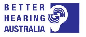 Better Hearing Australia Brisbane Inc Logo
