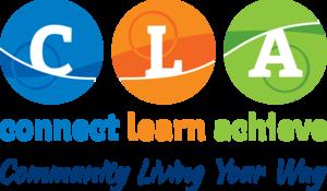 Community Living Association Logo