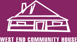 West End Community House (Community Plus) Logo