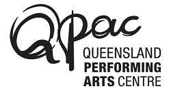 QUEENSLAND PERFORMING ARTS CENTRE Logo