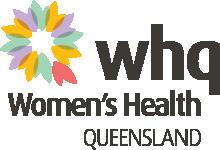 Women's Health Queensland Logo