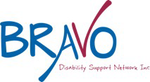 Bravo Disability Support Network Inc Logo