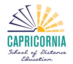 Capricornia (Rockhampton Campus) School of Dist Ed Logo