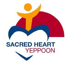 Sacred Heart Primary School (Yeppoon) Logo