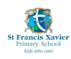 St Francis Catholic Primary School Logo