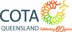 COTA Queensland Logo