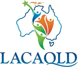 Latin American Community Of Australia (Qld) Inc. Logo