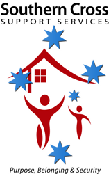 Southern Cross Support Services Logo