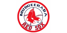 Mudgeeraba Red Sox Baseball Club Logo