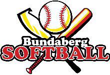 Bundaberg Softball Association  Logo