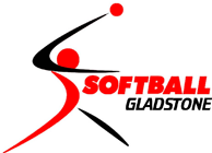 Gladstone Softball  Association  Logo