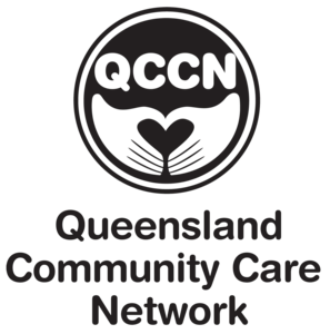Queensland Community Care Network Logo