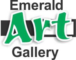 CHRC Emerald Art Gallery Logo