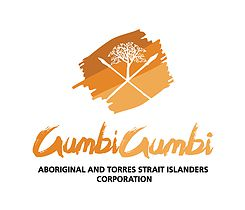Gumbi Gumbi Aboriginal and Torres Strait Islander Corporation -Rockhampton Logo