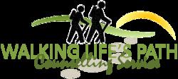 Walking Life's Path Counselling Service Logo