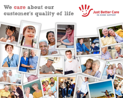 Just Better Care Canberra and South East NSW Logo