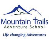 Mountain Trails Adventure School Logo