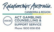 ACT Gambling Counselling and Support Service Logo