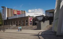 Canberra Theatre Centre Logo