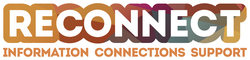Reconnect - Information Connections Support Logo
