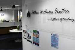 Directions - Althea Wellness Centre Logo