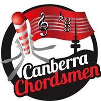 Canberra Chordsmen Logo