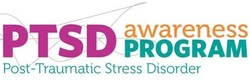 Post Traumatic Stress Disorder Awareness Program Logo