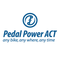 Pedal Power ACT Inc Logo