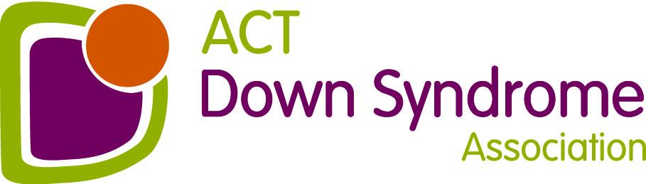 ACT Down Syndrome Association Inc Logo