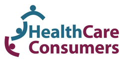 Health Care Consumers' Association ACT (HCCA) Logo