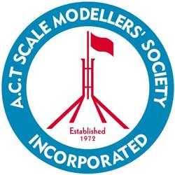 ACT Scale Modellers' Society Inc Logo