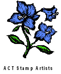 ACT Stamp Artists Inc Logo