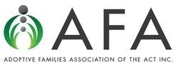 Adoptive Families Association ACT Logo