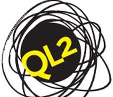 QL2 Dance: Home of Quantum Leap Logo