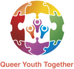 Queer Youth Together QYOUT Logo