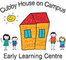 Cubby House on Campus - Early Learning Centre Logo