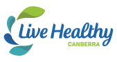 Live Healthy Canberra Logo