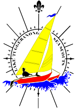 Lake Tuggeranong Sea Scout Group Logo