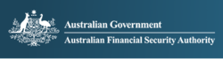 Australian Financial Security Authority Logo