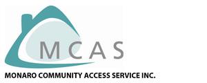 Monaro Community Access Service Logo