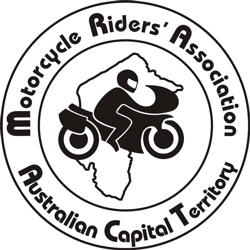 Motorcycle Riders Association of ACT Logo