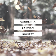 Canberra Latvian Association Logo